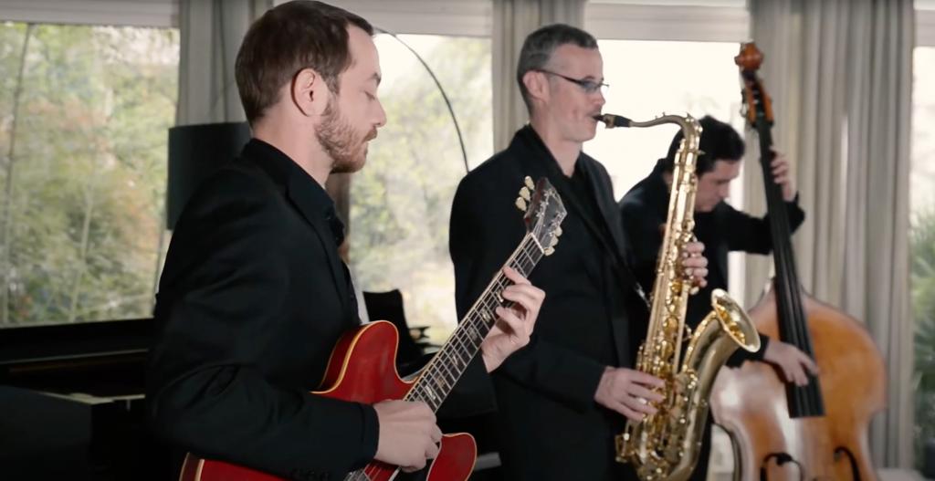 Un trio Jazz pour votre soirée