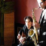 En duo Jazz au Pavillon Montsouris, Paris