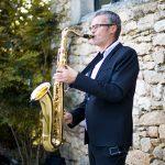 Saxophoniste Jazz pour événement
