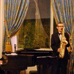 Quartet Jazz à l'Hôtel Meurice
